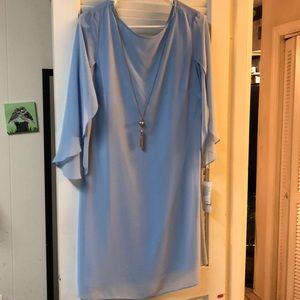 Msk periwinkle dress